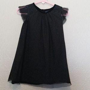 Black formal dress 2T